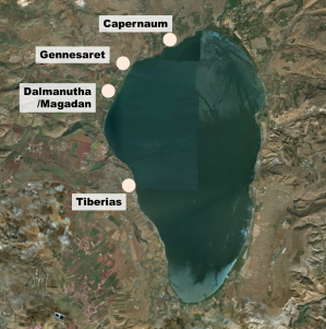 Lawyers, Scribes & Pharisees Come Out of the Woodwork. And ... on dead sea map, golgotha map, mount of beatitudes map, bethany map, sea of tiberias map, mount of olives map, gethsemane map, abilene map, capernaum map,